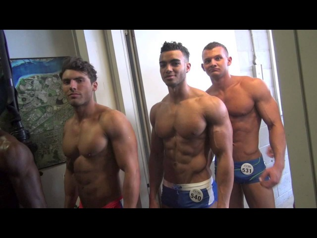 22 YEAR OLD TAKES MUSCLE PRO TITLE - Future Fitness Star Justin wins WBFF London