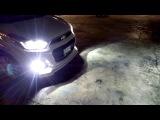 Chevrolet Spark NG 2017  светодиоды по кругу