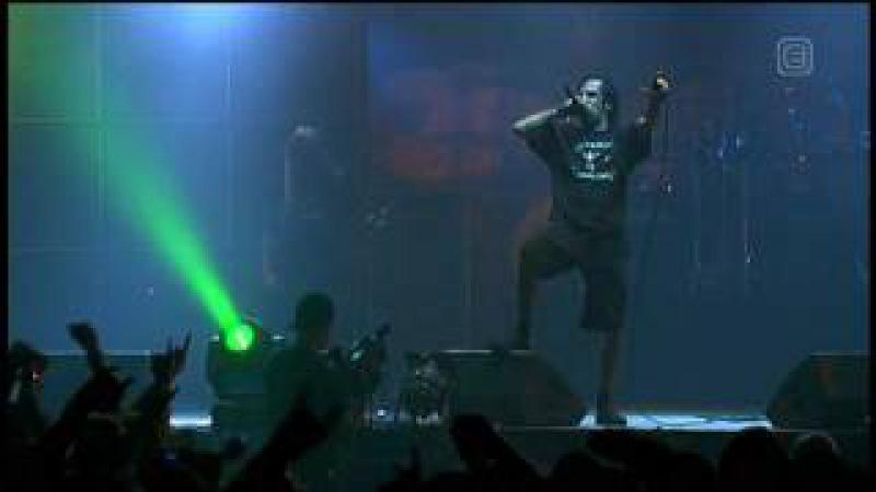 Lamb Of God - 11th Hour (Live Provinssirock Festival 2007)