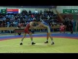 Международный турнир памяти Шевалье Нусуева Финал 70 кг. Рамонов Сослан - Жербае ...