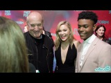 Jeph Loeb, Olivia Holt & Aubrey Joseph Talk MARVEL'S CLOAK & DAGGER