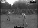 1918 Portuguese Stick Fighting Jogo do Pau Exhibition - England