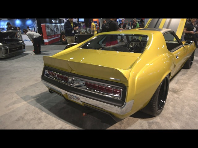 Ring Brothers AMC Javelin | Coolest Cars Of SEMA 2017!