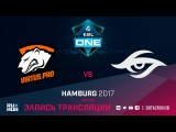Virtus.pro G2A vs Secret, ESL One Hamburg, game 1
