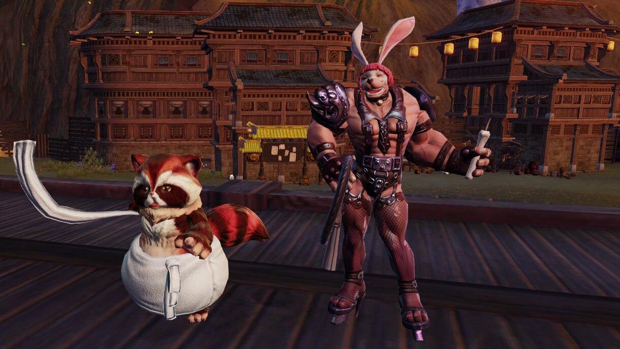 Игроки просят удалить кролика-извращенца из игры Revelations