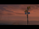 """""""Увод в ложном направлении вороном"""" - эпизод из хф """"Три богатыря и Шамаханская царица""""."""