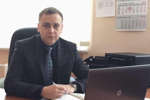 Дмитро Михайлик, прокурор