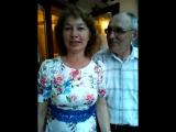 Видеоотзыв с Юбилея Натальи