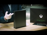 Unboxing the Xbox One X Project Scorpio Edition