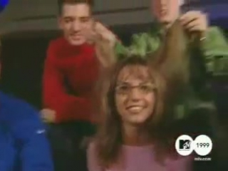 ٭NSYNC and Britney Spears 1999 MTV interview
