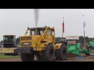 Кировец К 700 701 Trecker Treck Worth 2016 Tractor Pulling