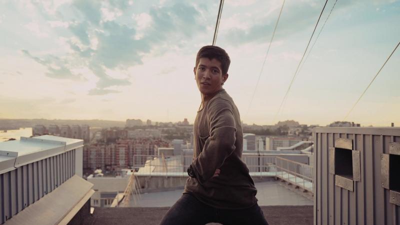 Dancehall choreography by Timur Bazarov(Rapton)  Maroon 5-Cold 