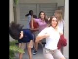 Как в наши дни танцуют крутые девушки vs. как танцую я и мои друзья