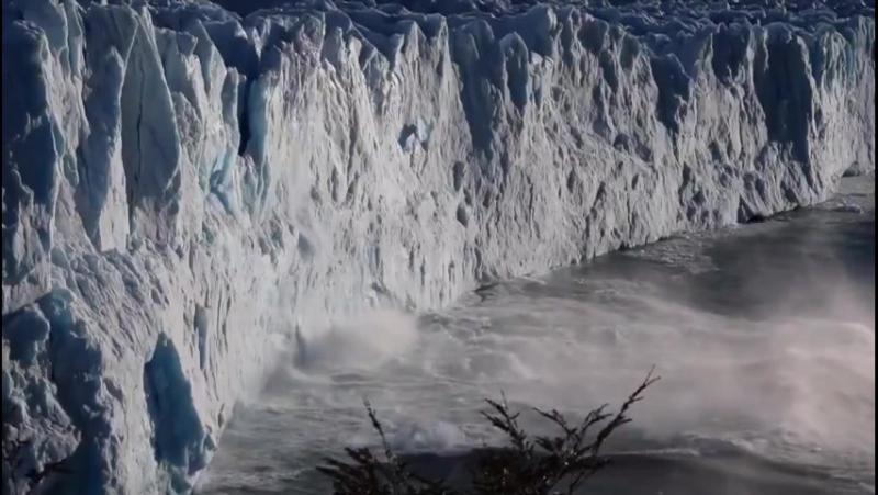 Обрушение ледника Перито-Морено (Аргентина 19.07.2017)