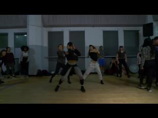 Swalla by @Jasonderulo - Dana Alexa Choreography