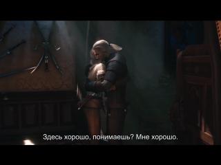 Ведьмак 3 - Русский Трейлер к 10-летию серии Ведьмак (2017) rus