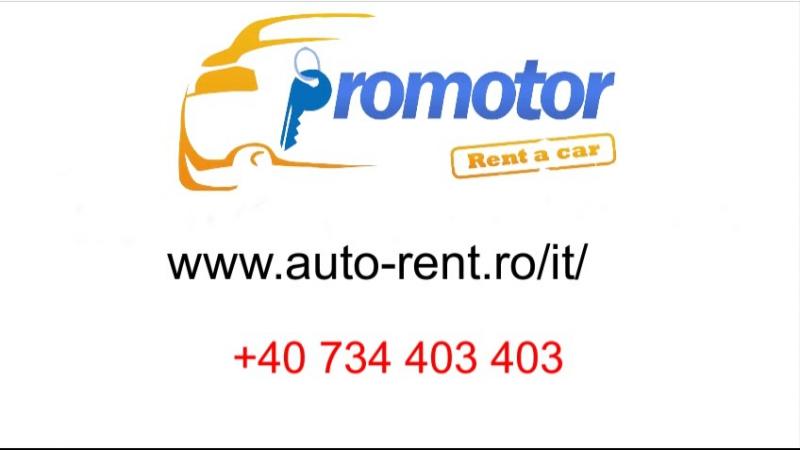 Noleggio Auto Bucarest Otopeni - Autonoleggio Bucarest Promotor Rent a Car Romania