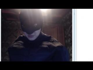 Бэтмен ищет детонатор в видеочате (Мамка твоя Женщина-Кошка!)