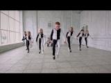 Domino dance ( Children 5-6 years )