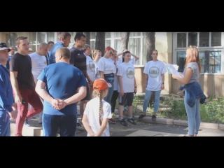 В Курске прошел турслёт работающей молодёжи