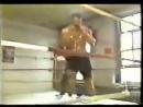Майк Тайсон. Тренировка боксера - Mike Tyson. Training a boxer.