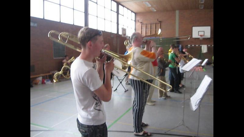 Духовой оркестр г.Озеры - Вальс из к/ф Московская сага
