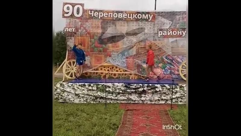 ДЮСШ Шухободь 26.08.17