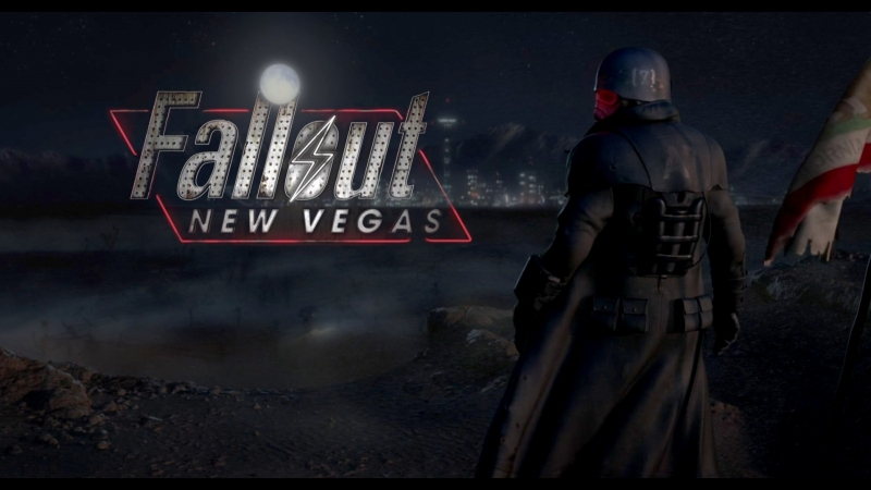 Лампо - бородатый стрим |Fallout: New Vegas
