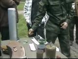 Лепесток противопехотная мина