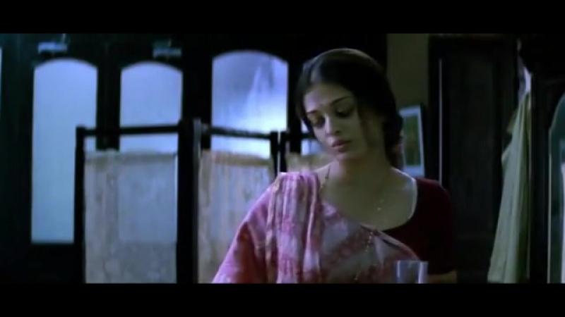 Встреча под дождём. Индийский фильм. 2004 год. В ролях: Аджай Девган,Айшвария Рай Баччан, Анну Капур и другие.
