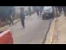 Federales encapsulan detienen golpean a manifestantes que protestaban en repudio a Peña Nieto Varios heridos y detenidos