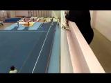 Осокина Злата. Опорный прыжок. Произвольная программа. Кубок Н.Г.Толкачева, Владимир, 20 октября 2017