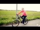 Анечка и велосипед
