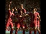 Новый уровень детализации игрока в FIFA18
