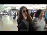 [FANCAM] 170331 T-ara Incheon Airport Going to Thailand