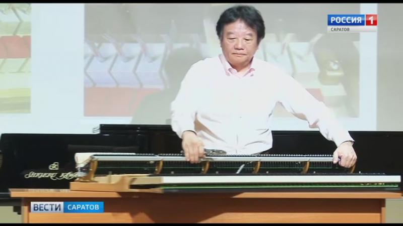 Мастер-классы для настройщиков роялей проведут в Камерном зале филармонии