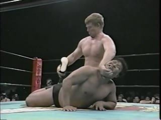 Bob Backlund vs. Yuki Ishikawa (Battlarts - Battle Fiction 1998)