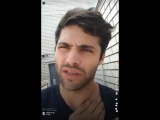 Matthew's live chat IG 09.08.17