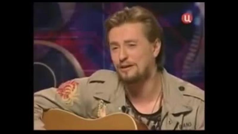 Сергей Безруков - Песни на стихи Сергея Есенина.mp4