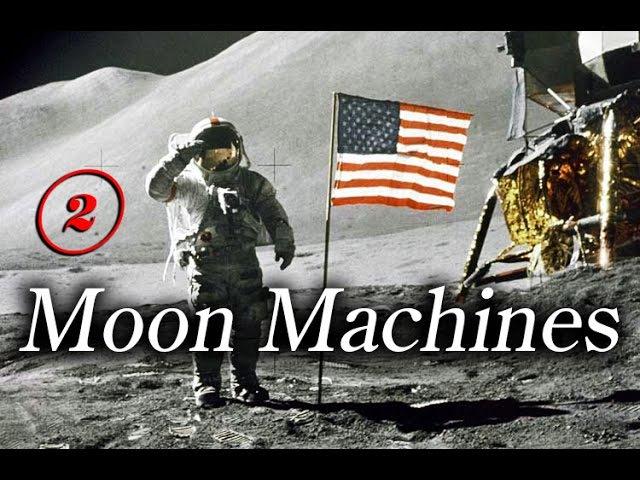 Discovery: Аппараты лунных программ: Командный модуль / 2 серия