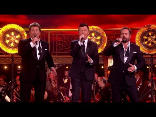 Rick Astley, Michael Ball Alfie Boe - Never Gonna Give You Up / Keep Singing
