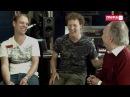 Armin van Buuren, Jochem Myjer en dominee Eppe Gremdaat samen!
