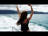 Участница «Острова любви» Татьяна Мусульбес отрывается на яхте в Индийском океане