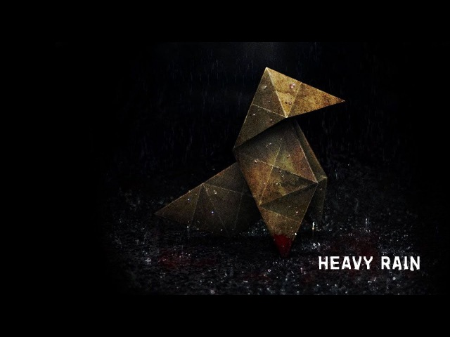 Прям Рэмбо Heavy rain on PS4