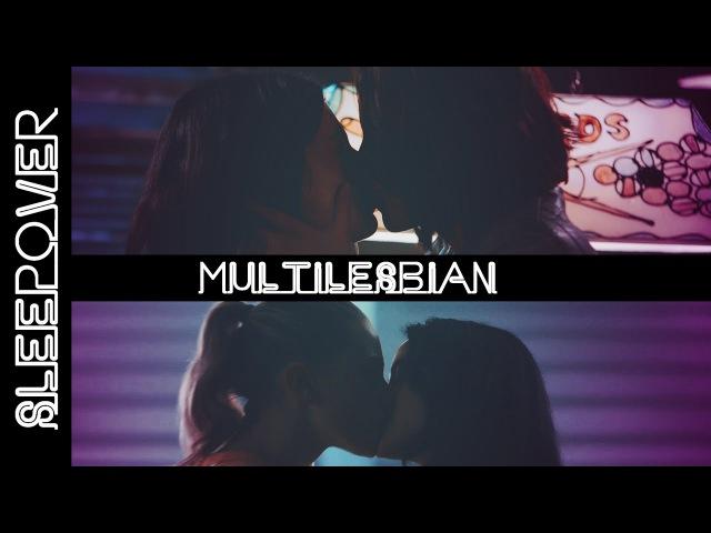 Multilesbian [Femslash] Sleepover