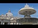 РИМ. Площадь Святого Петра. Улица Систина и Борго Пио.....