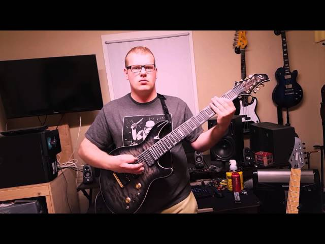 Why Play 8 String Guitars? (Quickie)