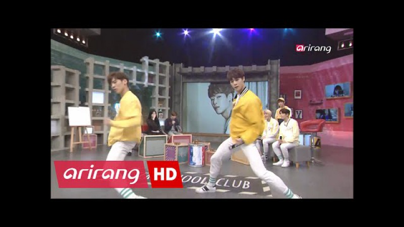 [HOT!] ASTRO's Moon Bin and Rocky's hardcore dancing on ASC