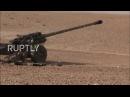Syria: Syrian Arab Army battle IS near Abu Kamal