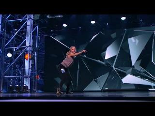 Танцы: Лера Дементьева (Laurie Burgess & Roy Merchant - Feel The Energy) (сезон 4, серия 5) из сериала Тан...
